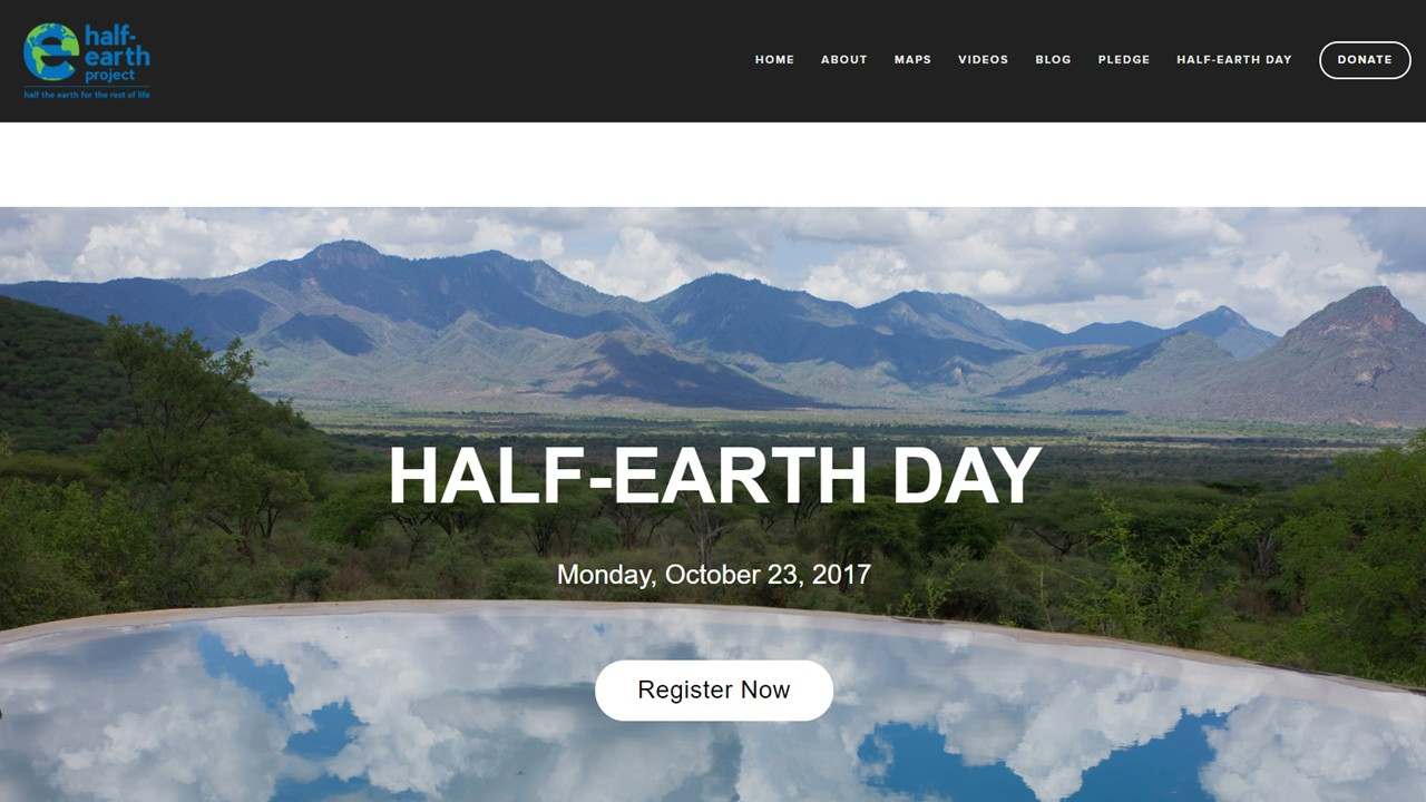 Half Earth Day 2017
